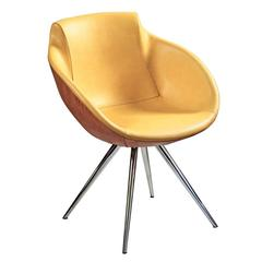 Beautiful High Quality Armchairs, Bicolor, Italian Manufacturer, No Minimum