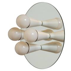 Echo Four Sconce/Flush Mount in White, from Souda