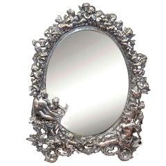 Art Nouveau Mirror, 1900