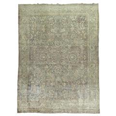 Lavender Antique Kerman Rug