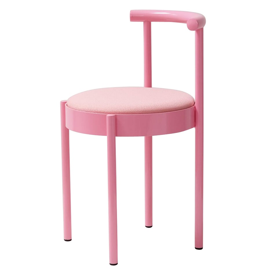 Soft Pink Chair by Daniel Emma, Made in Australia