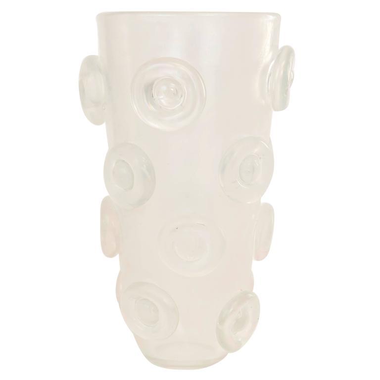 Murano Vase by Alberto Dona 1