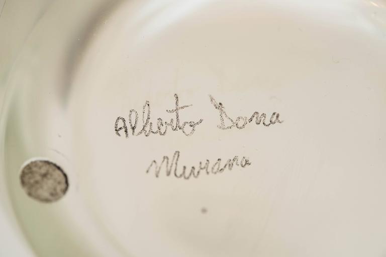 Murano Vase by Alberto Dona 4