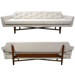 Pair of Sofas by Edward Wormley for Dunbar