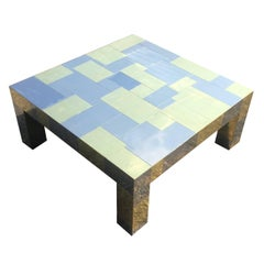 Paul Evans Cityscape Coffee Table for Directional