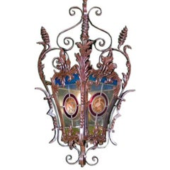 19th Century French Lantern