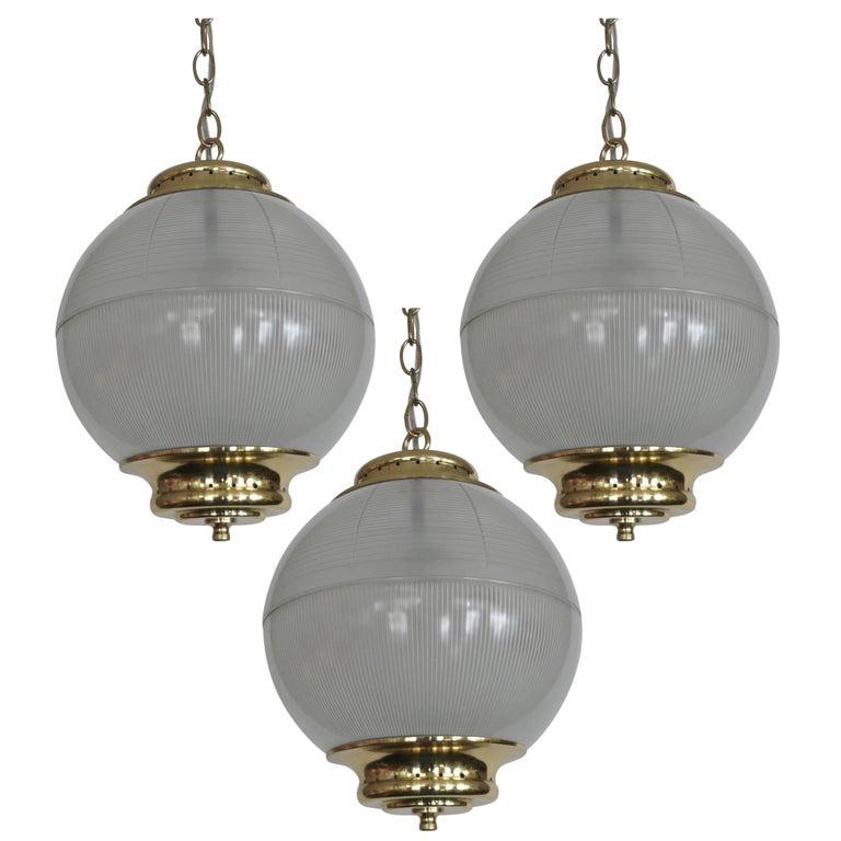 Azucena Globe Pendant For Sale