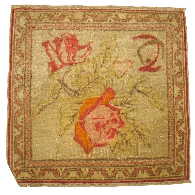 Antique Turkish Sivas Mat