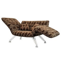 Vintage Swiss De Sede DS 142 Sofa Designed by Winfried Totzek in 1988