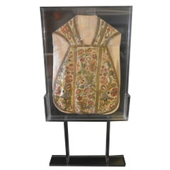 18th Century Embroidered Chasuble