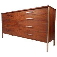 Paul McCobb Eight-Drawer Dresser