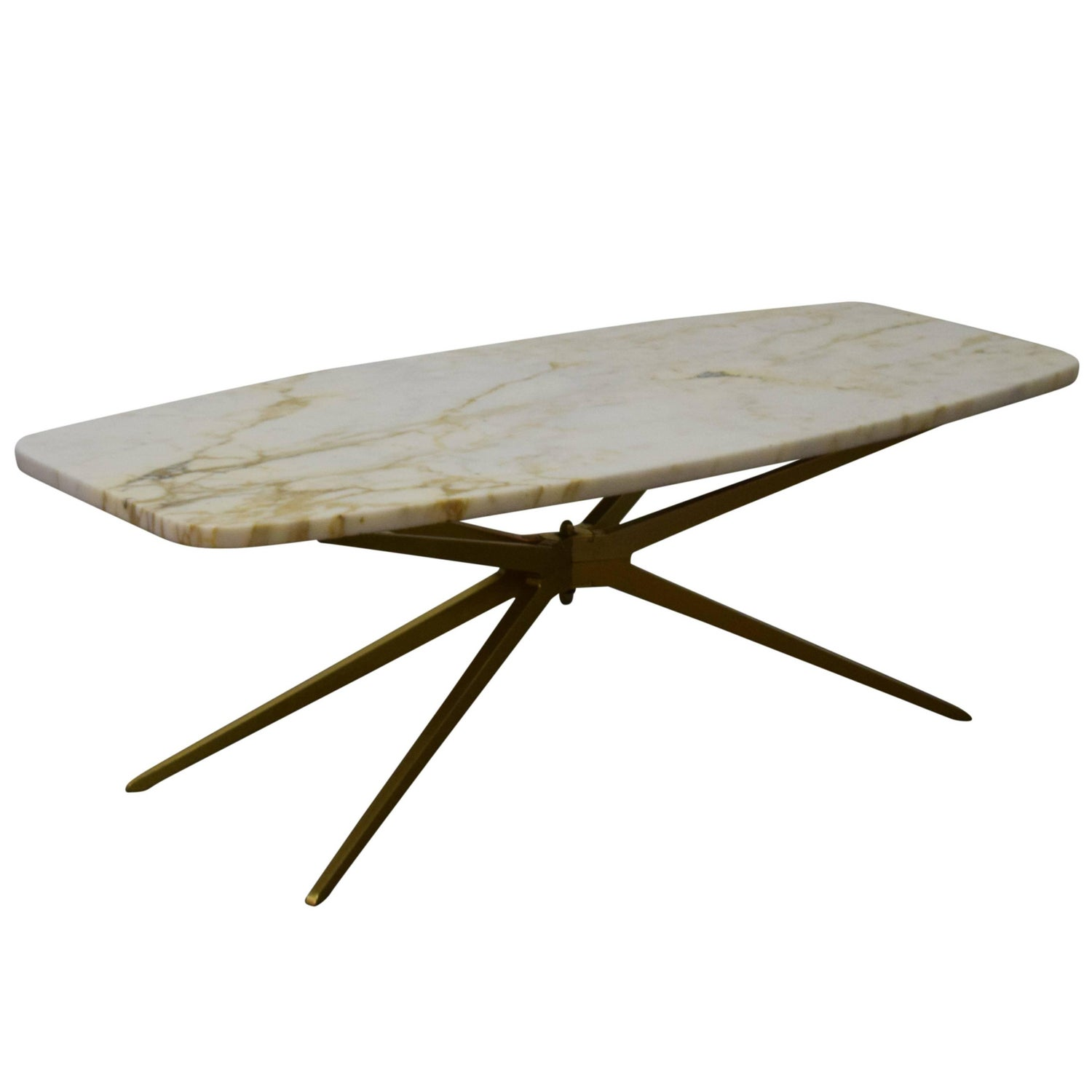 Idee Coffee Table by Christophe Pillet Contemporary Marble Coffee