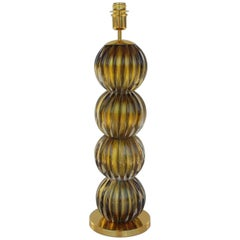 Perline Murano Gold Flecks Lamp