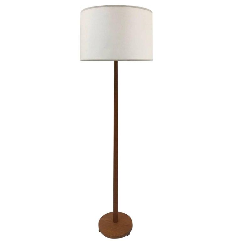 swedish mid century modern floor lamp for sale - Mid Century Modern Floor Lamp