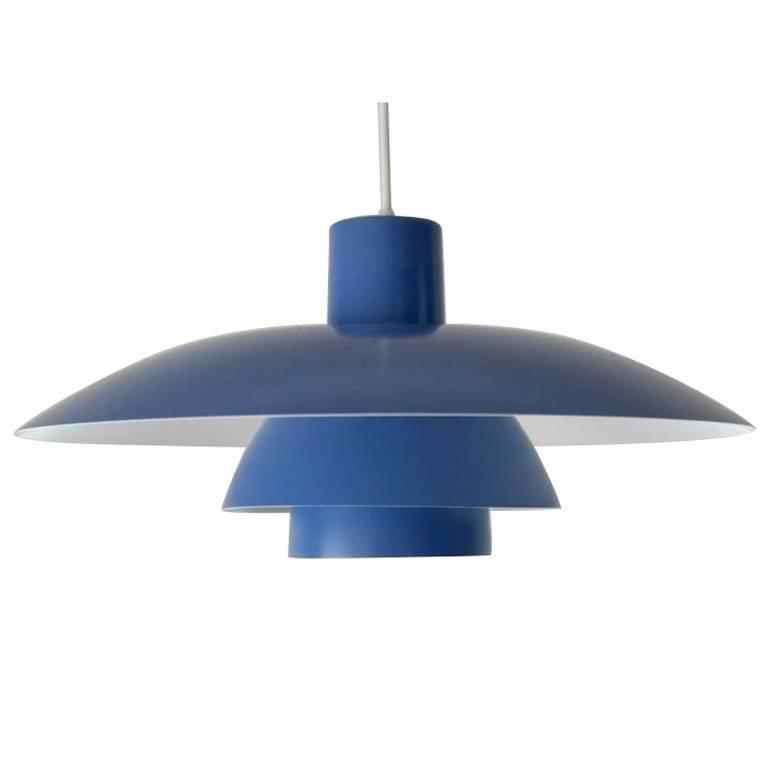 """Danish PH 4/3 Pendant Light by Poul Henningsen """"PH"""" for Louis Poulsen For Sale"""
