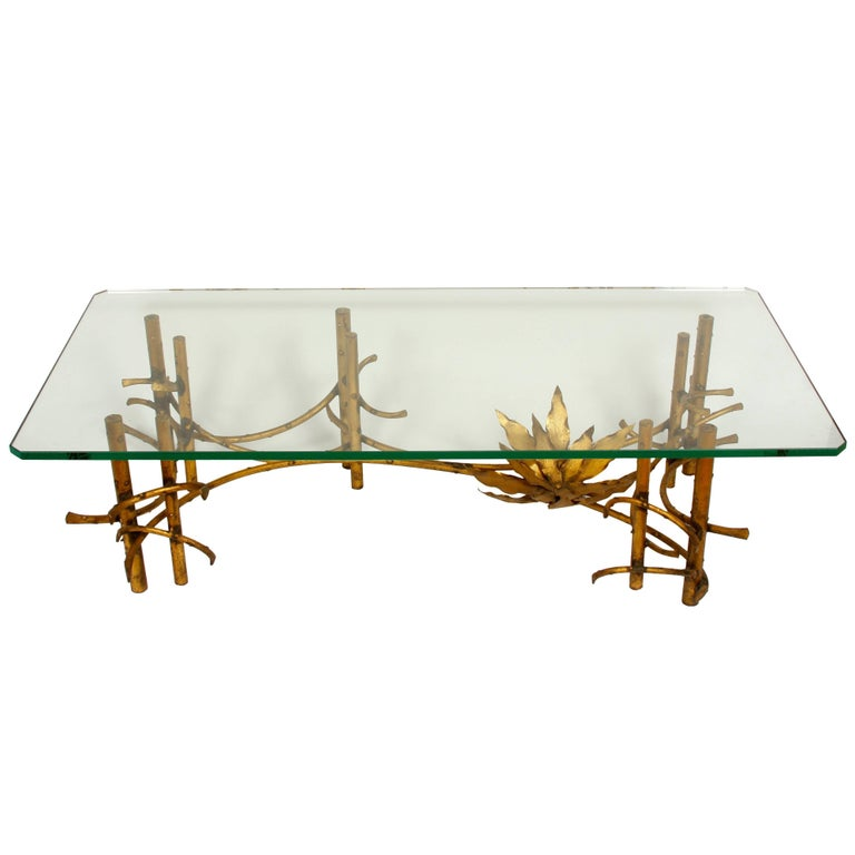 Coffee Table Attributed to Silas Seandel