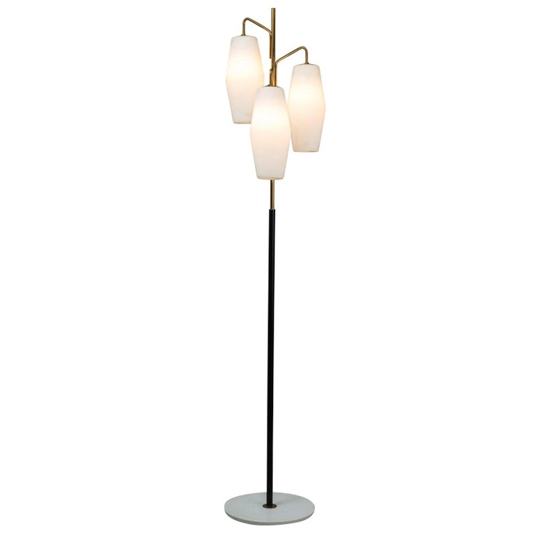 Stilnovo Floor Lamp Model 4052, Italy, 1960s