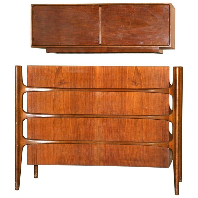 William Hinn Dresser Cabinet