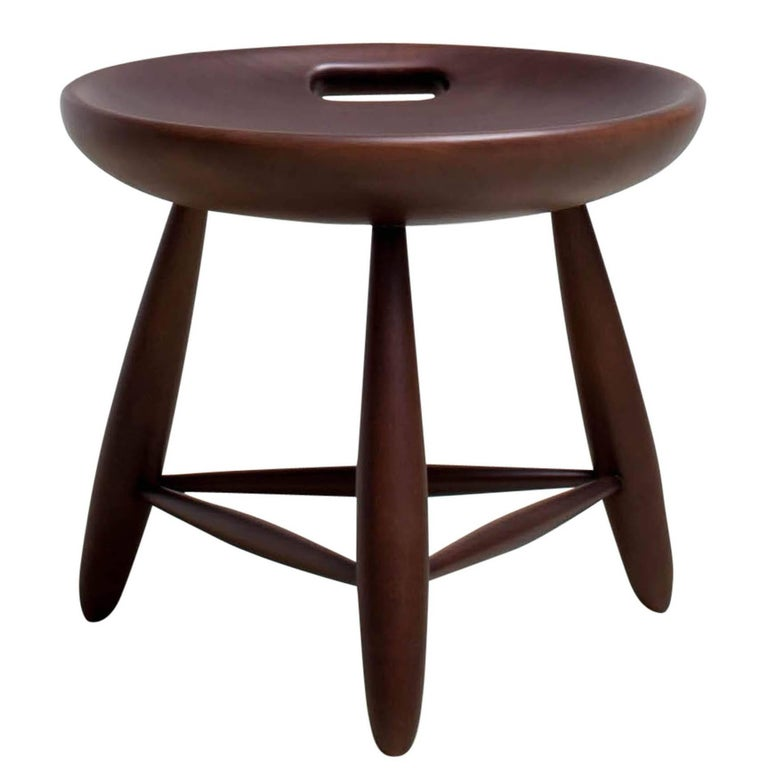 Mocho Stool by Sergio Rodrigues For Sale