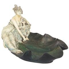 Art Nouveau Figurine from Austria, circa 1910s