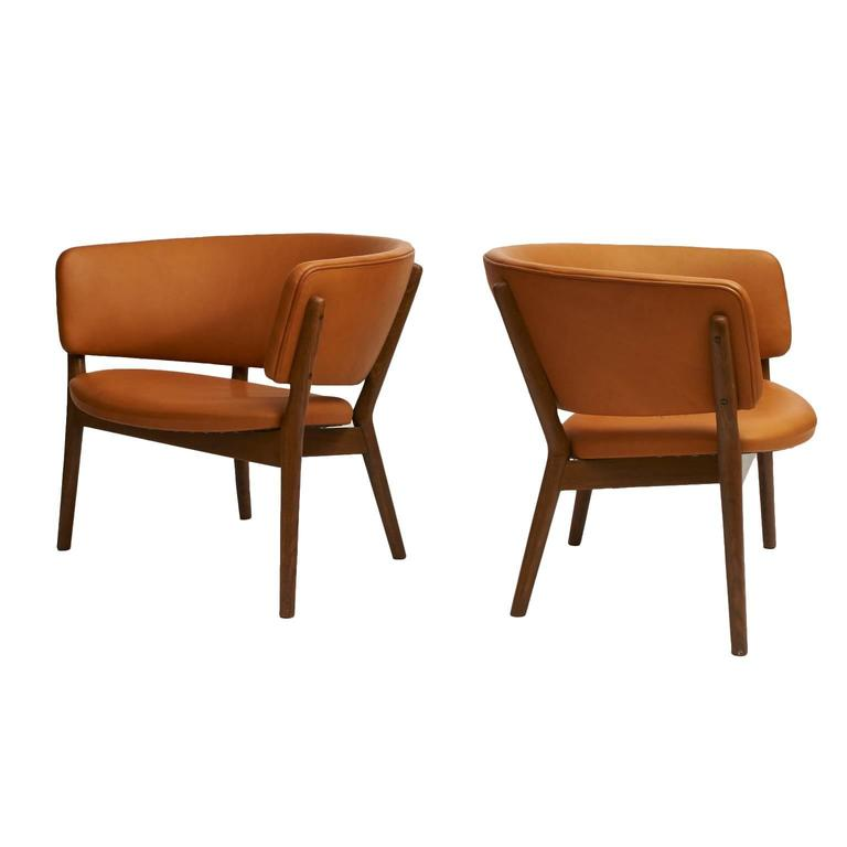 Nanna Ditzel, Lounge Chairs For Sale