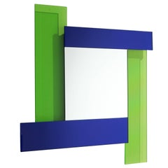 Ettore Sottsass Mirror for Glass, Italy