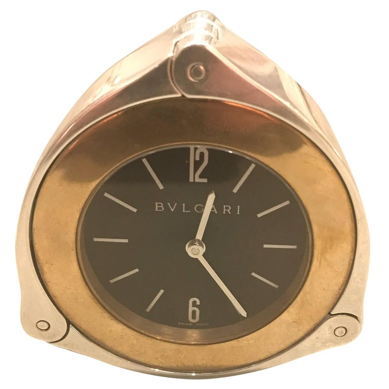 Bulgari Desk Clock 1