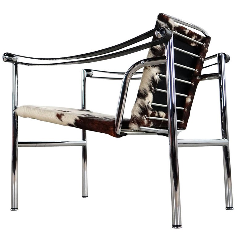 Le Corbusier, Pierre Jeanneret & Charlotte Perriand, 1928, LC1 Chair by Cassina 1