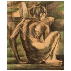 Joseph Smedley Painting