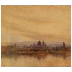 Alexander Wallace Rimington Painting