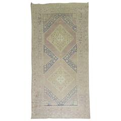 Vintage Samarkand Gallery Rug