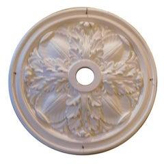 """""""Nantucket"""" Plaster Ceiling Medallions"""