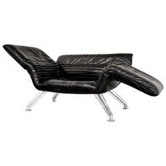 Vintage De Sede Sofa or Chaise Longue by Winfried Totzek, Switzerland 1988