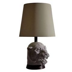 Ceramic Italian Table Lamp