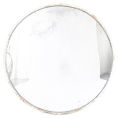 Huge Industrial Convex Mirror No. 2 in Original Condition