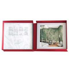 Around That Time Portfolio #2 - 8 Archival Pigment Prints Matted Encased in Box