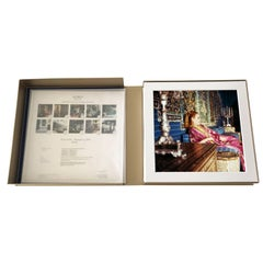 Doris Duke-Shangri La by Horst, Ten Archival Pigment Prints in Portfolio Box
