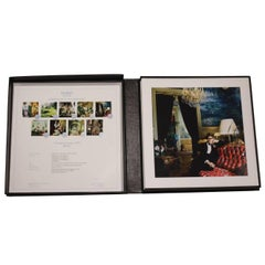 Yves Saint Laurent by Horst, Ten Limited Edition Portfolios, 9 Archival Photos