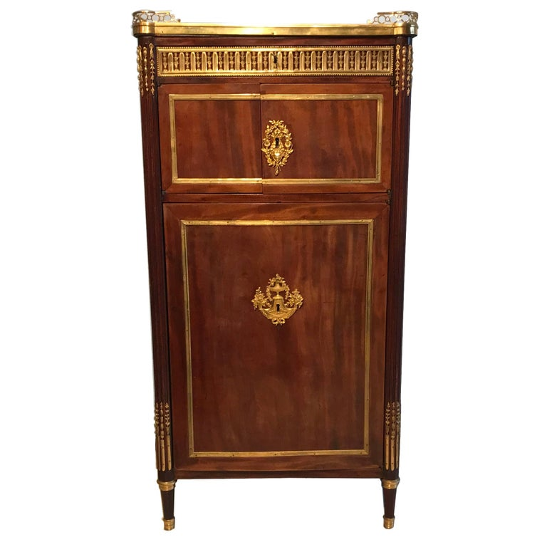 19th Century Louis XVI Style Cabinet
