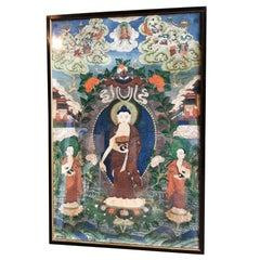 Tibetan Thangka, 19th Century