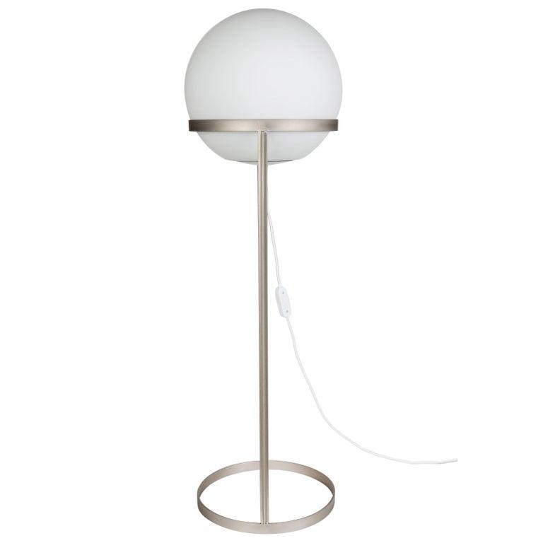 Limited Edition Carl Auböck Model 4095 Floor Lamp
