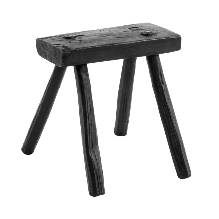 S.R.O Memoria Stool #2 by EWE Studio For Sale