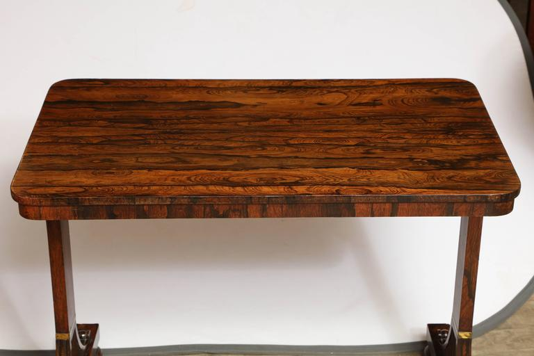 Rosewood Regency Table For Sale 5