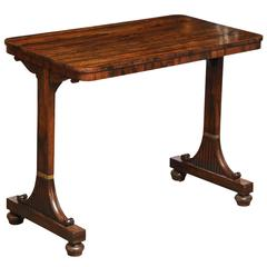 Rosewood Regency Table