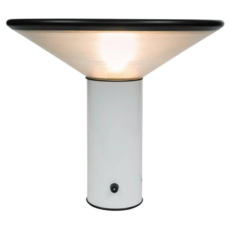 Large Gianfranco Frattini 'NOA' Table Lamp for Luci, circa 1980