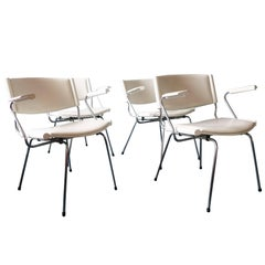 Set of Four Chairs by Nanna Ditzel