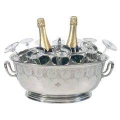 Italian Champagne Service from the Collezione Italia Navigazione