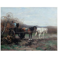Johan Scherrewitz Painting