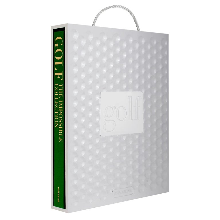 """""""The Impossible Collection of Golf"""" Book For Sale"""
