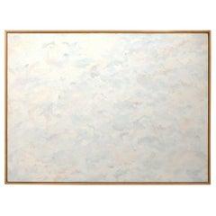 Minimalist Oil on Canvas Painting